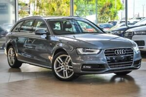 2015 Audi A4 B8 8K MY15 S Line Avant Multitronic Grey 8 Speed Constant Variable Wagon Osborne Park Stirling Area Preview