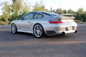 Porsche 996 911 Turbo *700HP* 6SPD *$50000 in parts*- $64900 OBO