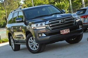 2016 Toyota Landcruiser VDJ200R Sahara Grey 6 Speed Sports Automatic Wagon Indooroopilly Brisbane South West Preview