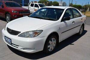 2003 Toyota Camry ACV36R Altise White 4 Speed Automatic Sedan Welshpool Canning Area Preview