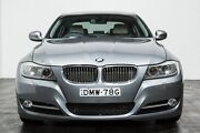 2011 BMW 325I E90 MY11 Exclusive Steptronic Grey 6 Speed Sports Automatic Sedan Rozelle Leichhardt Area Preview