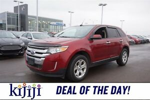 2013 Ford Edge SEL Accident Free,  Leather,  Sunroof,  Backup Ca