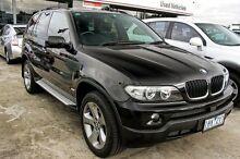 2005 BMW X5 E53 MY05 d Steptronic Black 6 Speed Sports Automatic Wagon Preston Darebin Area Preview