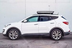 2013 Hyundai Santa Fe DM MY14 Highlander White 6 Speed Sports Automatic Wagon Myaree Melville Area Preview