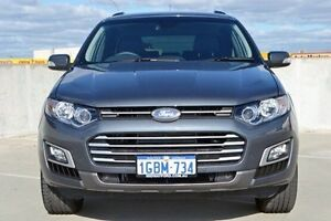 2015 Ford Territory SZ MkII TS Seq Sport Shift Grey 6 Speed Sports Automatic Wagon Midland Swan Area Preview