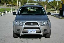 2006 Ford Territory TX Long Rego Grey 4 Speed Automatic Wagon East Rockingham Rockingham Area Preview