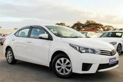 From $81 per week on finance* 2014 Toyota Corolla Sedan