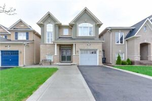 Rare 4 Bedroom Detached Home Located In East Brampton!!!