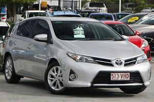 2014 Toyota Corolla ZRE182R Ascent Sport Silver 6 Speed Manual Hatchback Moorooka Brisbane South West Preview