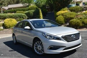 2014 Hyundai Sonata LF Elite Silver 6 Speed Sports Automatic Sedan St Marys Mitcham Area Preview
