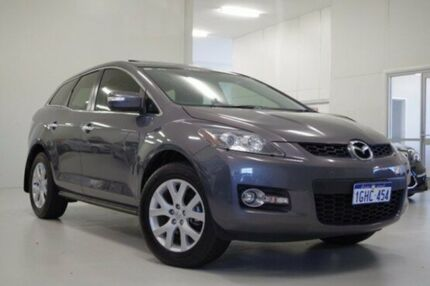 2009 Mazda CX-7 ER1031 MY07 Luxury Grey 6 Speed Sports Automatic Wagon Myaree Melville Area Preview