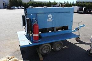 Miller Trailblazer 44G Cart Welder
