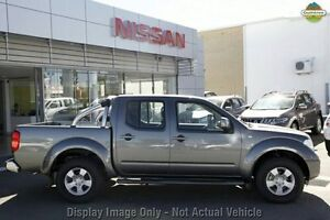 2011 Nissan Navara D40 ST Grey 6 Speed Manual Utility Beaudesert Ipswich South Preview