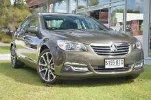 2015 Holden Calais VF II MY16 V Brown 6 Speed Sports Automatic Sedan Valley View Salisbury Area Preview