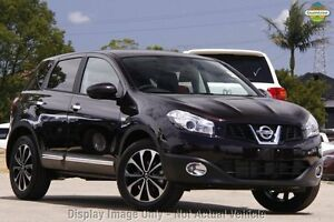2013 Nissan Dualis J10W Series 4 MY13 Ti-L Hatch X-tronic 2WD Nightshade 6 Speed Constant Variable Mornington Mornington Peninsula Preview