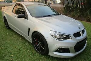 2013 Holden Special Vehicles Maloo GEN-F MY14 R8 Silver 6 Speed Manual Utility Hidden Valley Darwin City Preview