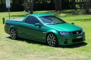 2010 Holden Commodore VE II SS-V Poison Ivy 6 Speed Manual Utility Port Macquarie Port Macquarie City Preview