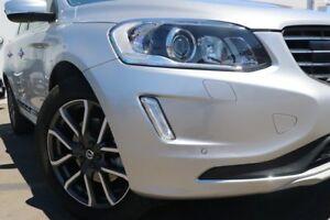 2016 Volvo XC60 DZ MY16 D4 Luxury Silver 6 Speed Automatic Wagon