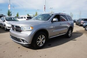 2015 Dodge Durango AWD LIMITED Accident Free,  Leather,  Heated