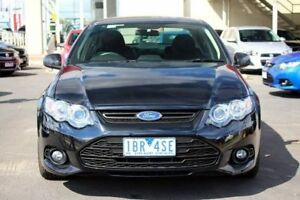 2014 Ford Falcon FG MkII XR6 Black 6 Speed Sports Automatic Sedan