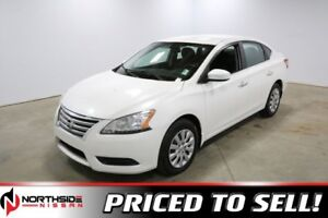2013 Nissan Sentra S Accident Free,
