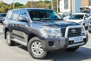 2012 Toyota Landcruiser VDJ200R MY10 GXL 6 Speed Sports Automatic Wagon Myaree Melville Area Preview
