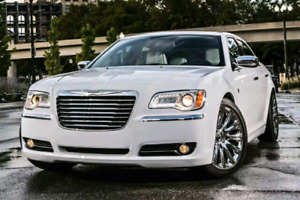 Chrysler 300 limited edition only 85000 kms