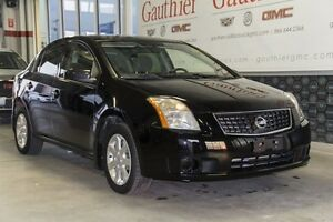 2009 Nissan Sentra 2.0 S, A.T. Sunroof