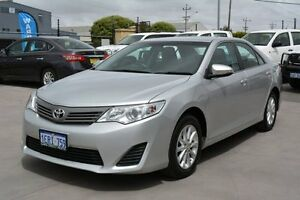 2015 Toyota Camry ASV50R Altise Silver 6 Speed Automatic Sedan Welshpool Canning Area Preview