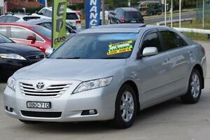 2006 Toyota Camry Silver Automatic Sedan Greenacre Bankstown Area Preview