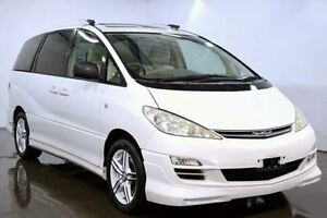 2004 Toyota Estima ACR30 Aeras White Automatic Wagon Cabramatta Fairfield Area Preview
