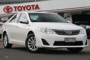 2014 Toyota Camry ASV50R Altise White 6 Speed Sports Automatic Sedan Woolloongabba Brisbane South West Preview