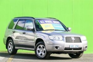 2007 Subaru Forester 79V MY08 X AWD Columbia Silver 4 Speed Automatic Wagon Ringwood East Maroondah Area Preview