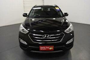 2012 Hyundai Santa Fe DM Active CRDi (4x4) Black 6 Speed Automatic Wagon Moorabbin Kingston Area Preview