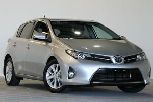 2014 Toyota Corolla ZRE182R Ascent Sport Silver 7 Speed CVT Auto Sequential Hatchback Coopers Plains Brisbane South West Preview
