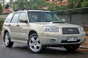 2005 Subaru Forester 79V MY06 XT AWD Gold 4 Speed Automatic Wagon Glenelg Holdfast Bay Preview
