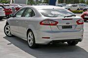 2012 Ford Mondeo MC Titanium PwrShift TDCi Silver 6 Speed Sports Automatic Dual Clutch Hatchback Hillcrest Logan Area Preview