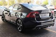 2013 Volvo S60 F Series MY13 T6 Geartronic AWD R-Design Black 6 Speed Sports Automatic Sedan Wangara Wanneroo Area Preview