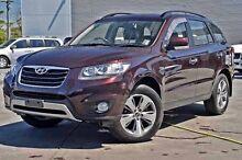 2011 Hyundai Santa Fe  Maroon Sports Automatic Wagon Cranbourne Casey Area Preview