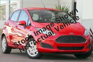 2013 Ford Fiesta WZ Ambiente PwrShift Blue 6 Speed Sports Automatic Dual Clutch Hatchback Rockingham Rockingham Area Preview