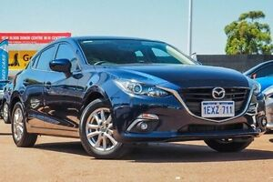 2015 Mazda 3 BM5478 Maxx SKYACTIV-Drive Blue 6 Speed Sports Automatic Hatchback Wilson Canning Area Preview
