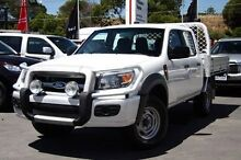 2010 Ford Ranger  White Manual Cab Chassis Cranbourne Casey Area Preview