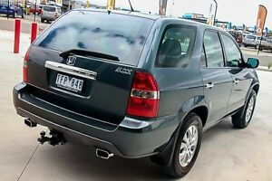 2004 Honda MDX YD1 MY05 4WD Grey 5 Speed Automatic Wagon Pakenham Cardinia Area Preview