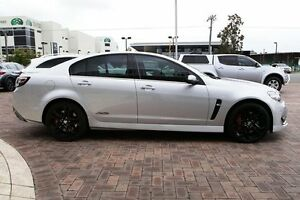 2016 Holden Commodore VF II MY16 SS V Redline Silver 6 Speed Sports Automatic Sedan Osborne Park Stirling Area Preview