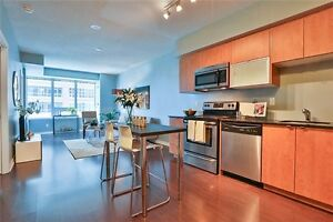 Stunning Affordable 1 Bed Liberty Village Suite