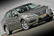 2013 Nissan Pulsar B17 ST-L Silver 6 Speed Manual Sedan Ferntree Gully Knox Area Preview