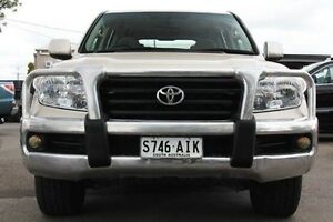 2010 Toyota Landcruiser VDJ200R MY10 GXL Gold 6 Speed Sports Automatic Wagon Hillcrest Port Adelaide Area Preview