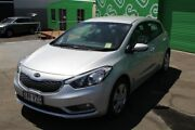 2015 Kia Cerato YD MY15 S Silver 6 Speed Sports Automatic Hatchback Toowoomba Toowoomba City Preview