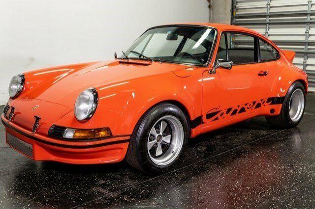 Image 2 Coche Americano de época Porsche 911 1974