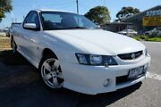 2004 Holden Ute VY II SS White 4 Speed Automatic Utility Dandenong Greater Dandenong Preview